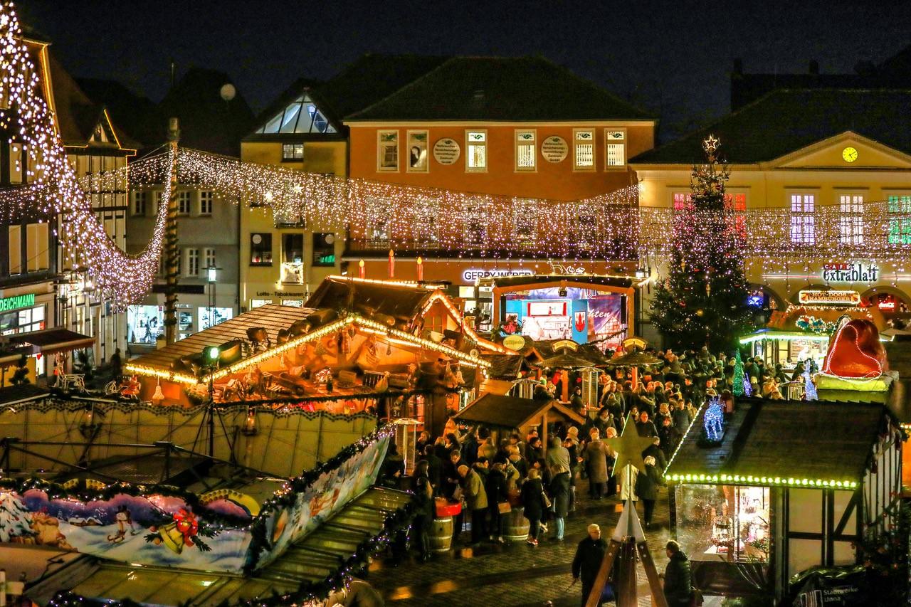Wann Ist Weihnachtsmarkt 2019.Unna Weihnachtsmarkt 2019